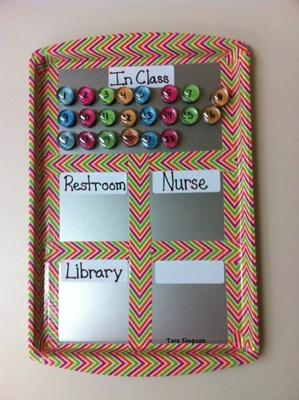 Bathroom Sign Out Classroom classroom organization 102 | the teaching excellence program